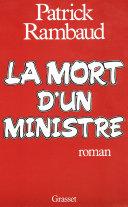 La mort d'un ministre [Pdf/ePub] eBook