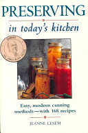 Preserving in Today s Kitchen