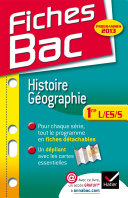 Geographie E Programme