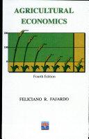 Agricultural Economics'99 Ed.