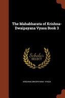 The Mahabharata of Krishna-Dwaipayana Vyasa Book 3