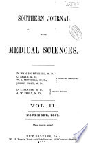 Southern Journal of the Medical Sciences