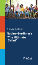 A Study Guide for Nadine Gordimer's