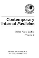 Contemporary Internal Medicine Book