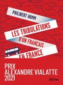 Pdf Les tribulations d'un Français en France Telecharger