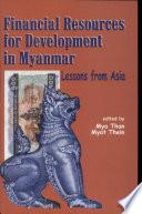 Financial Resources for Development in Myanmar
