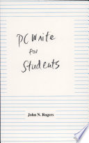 Pc Write For Students
