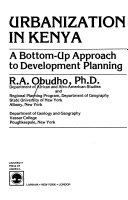Urbanization in Kenya