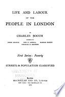 Streets   population