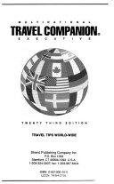 Multinational Executive Travel Companion