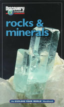 Discovery Channel Rocks   Minerals Book