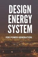 Design Energy System Book
