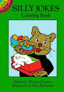 Silly Jokes Coloring Book