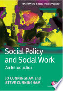 Social Policy And Social Work An Introduction