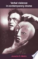 Verbal Violence in Contemporary Drama