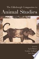 Edinburgh Companion To Animal Studies