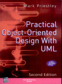 Practical Object Oriented Design With Uml