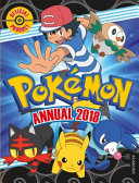Official Pokemon Annual 2018
