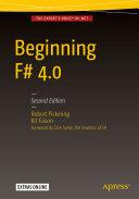 Beginning F  4 0