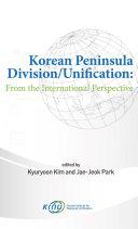 Korean Peninsula Division Unification