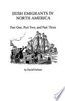 Irish Emigrants in North America