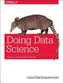 Cover of Doing Data Science