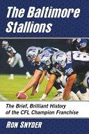 The Baltimore Stallions