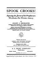 Spook Crooks!