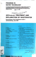 Advanced Treatment and Reclamation of Wastewater