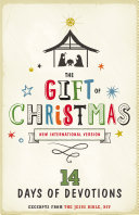 NIV  Gift of Christmas  14 Days of Devotions  eBook
