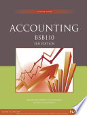 ACCOUNTING: BSB110, 3RD EDITION