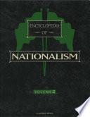 Encyclopedia Of Nationalism Two Volume Set