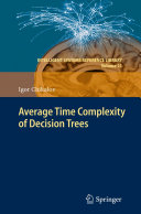 Pdf Average Time Complexity of Decision Trees