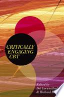 Ebook Critically Engaging Cbt