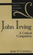 John Irving Book