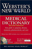 Webster's New World Medical Dictionary