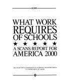 What Work Requires of Schools