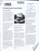 US GeoData Digital Elevation Models