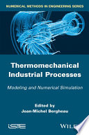 Thermomechanical Industrial Processes Book PDF