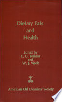 Dietary Fats and Health