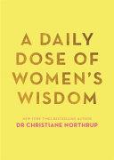 Daily Dose of Women s Wisdom Book