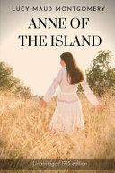 Free Anne of the Island (unabridged 1915 Edition) Read Online