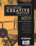 Hollywood Creative Directory PDF
