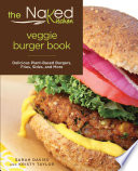 Naked Kitchen Veggie Burger Book image
