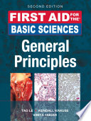 First Aid for the Basic Sciences  General Principles  Second Edition Book
