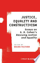 Justice  Equality and Constructivism