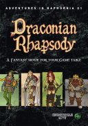 Adventures in Kaphornia 01   Draconian Rhapsody