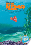 Finding Nemo Junior Novelization Book