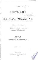 Univ Of Pennsylvania Medical Bulletin