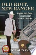 Old Riot  New Ranger Book